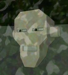 CROWBAR - A Sci-Fi adventure.  Robots, cyborgs, space pirates, aliens!
