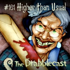 Art by Bo Kaier for The Drabblecast