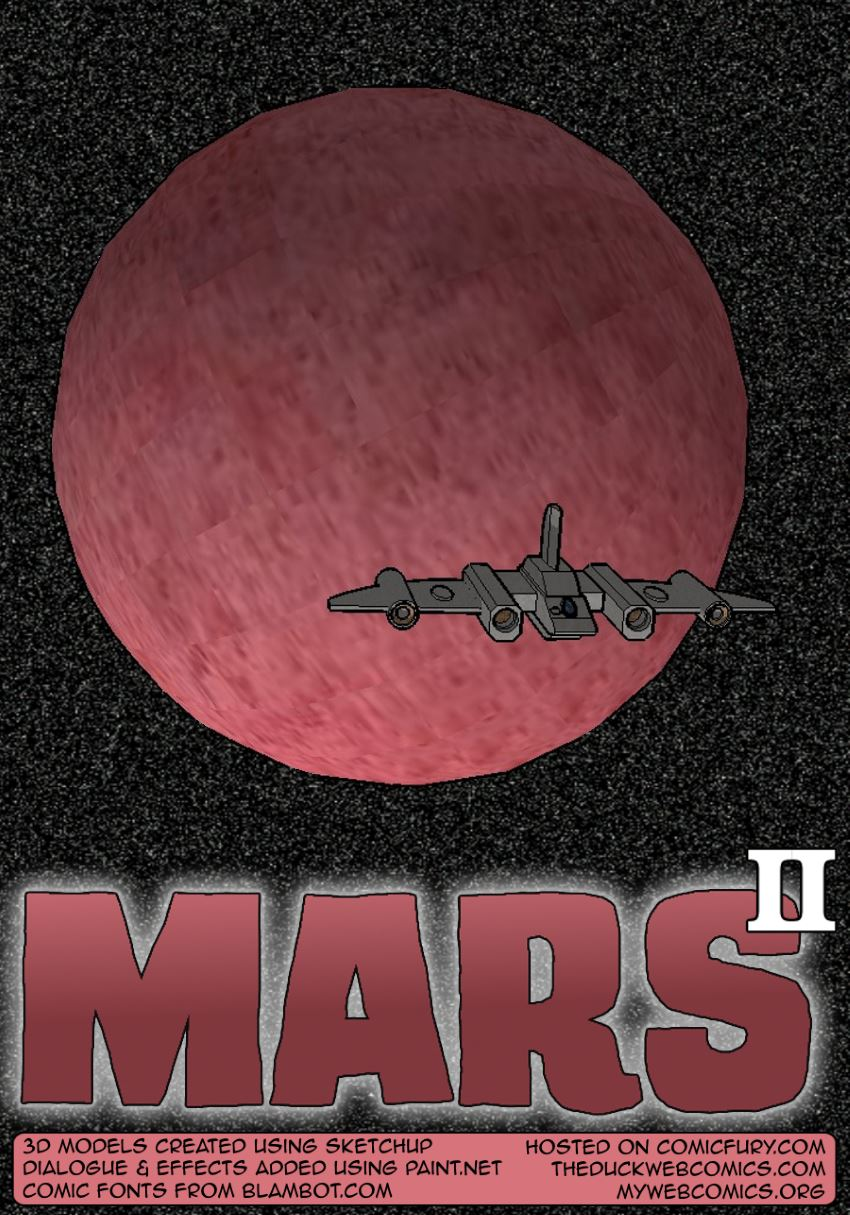 MARS II cover